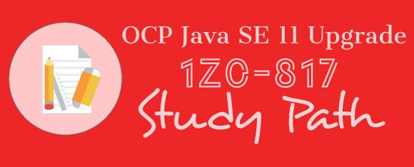 Pass Java 1Z0-817 Certification