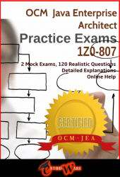 JArch+ V6 for OCMJEA 6 (Exam Code: 1Z0-807)