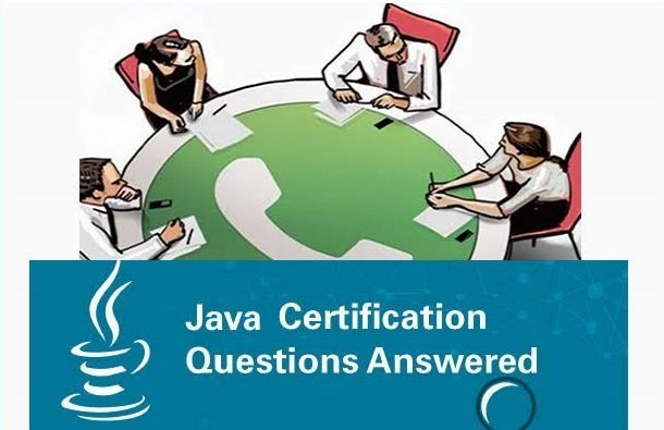Ask Java certification questions on Whatsapp group